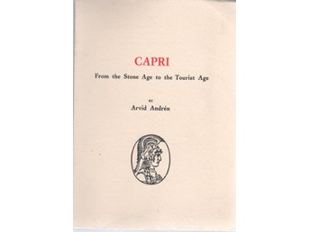 Capri - from the Stone Age to the tourist age