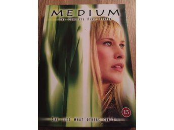 Medium-The Complete First Season