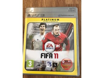 PS3/Playstation 3 FIFA 11