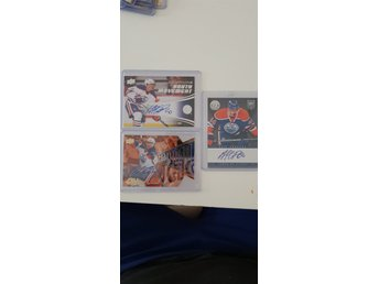 NHL Nail Yakupov Auto Lot
