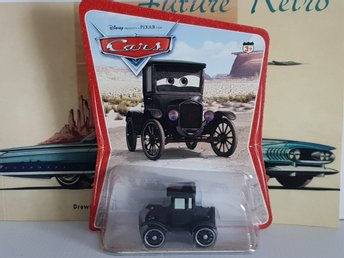 T-Ford Lizzie Cars Disney Pixar
