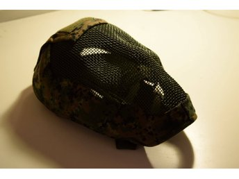 Airsoft Mask