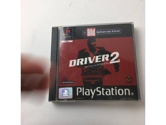 Sony Computer Entertainment, PlayStation-spel, Driver 2