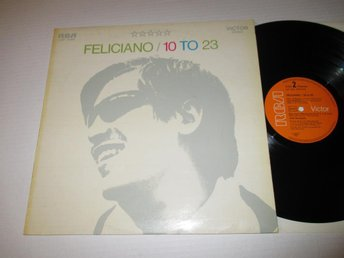 "Jose Feliciano ""10 to 23"""