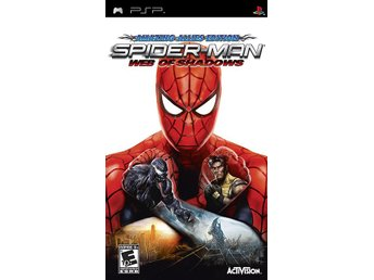 Spider-Man: Web of Shadows - Amazing Allies Edition - Sony PSP