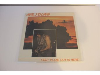 Neil Young ‎– Mr.Young-First Plane Outta Here