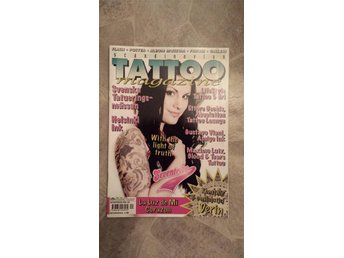 Scandinavian Tattoo Magazine, Nr. 120, År 2012