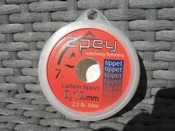 Zpey Carbon Tippet 0,12mm 50m