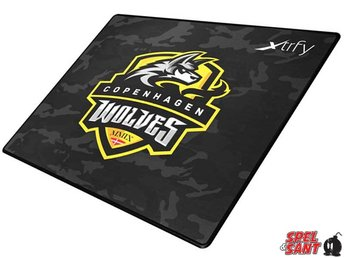 Xtrfy Copenhagen Wolves Mouse Mat Large - Norrtälje - Copenhagen Wolves Teampad, Logo. Large size gaming pad Copenhagen Wolves Copenhagen Wolves was founded upon a common belief that electronic sports had far from reached its potential despite already being a billion dollar industry. In order to - Norrtälje