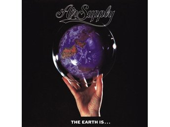 Air Supply - The Earth Is...(1991) CD, Giant Records, OOP, Classic West Coast - Ekerö - Air Supply - The Earth Is...(1991) CD, Giant Records, OOP, Classic West Coast - Ekerö