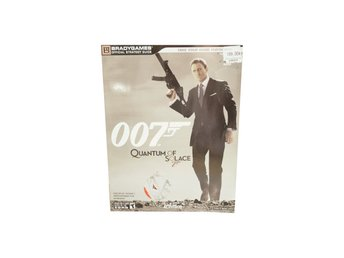 Guidebok 007: Quantum of Solace