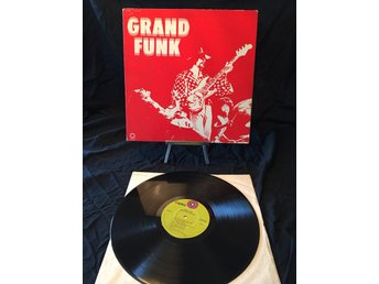 Grand Funk 2a, 1a press, gatefold