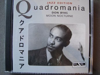 CD-BOX Don Byas - Moon Nocturne, 4CD.