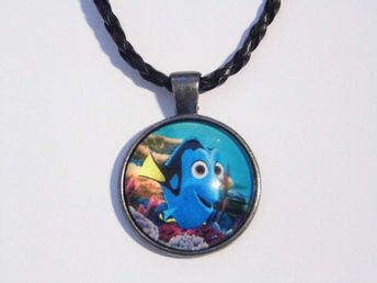 Fisk Halsband / Fish Finding Nemo Necklace