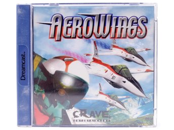 Aerowings - Sega Dreamcast - PAL (EU)