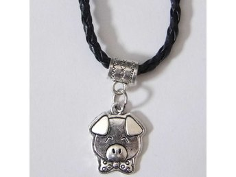 Gris halsband / Pig necklace