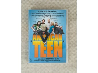 American Teen DVD - Reality - Nyskick!