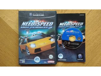 Nintendo GameCube: Need for Speed Hot Pursuit 2 II