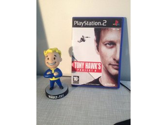 Tony Hawks Project 8 - PS2 - PAL (beg)