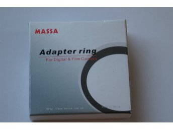 NY ADAPTER RING 58MM