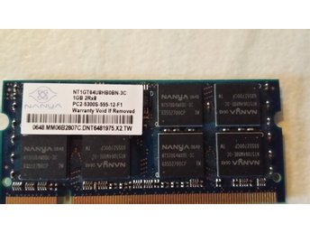 RAM minne 1 gb SO-DIMM DDR2