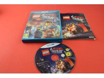THE LEGO MOVIE VIDEOGAME till Nintendo Wii U