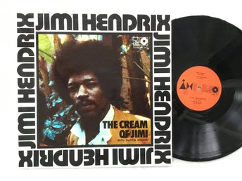 Jimi Hendrix-The cream of Jimi with Curtis Knight