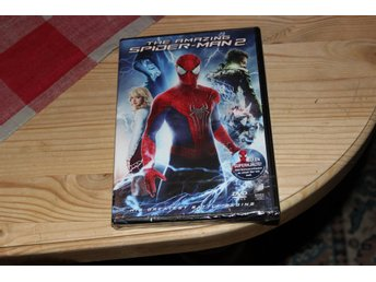 SPIDERMAN.     SPIDER-MAN 2. The Amazing DVD.
