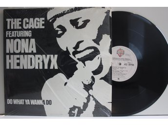 THE CAGE FEATURING NONA HENDRYX - DO WHAT YA WANNA DO