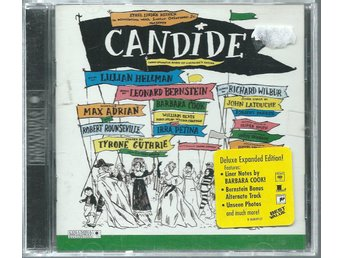 CANDIDE - DELUXE EXPANDED EDITON - LEONARD BERNSTEIN
