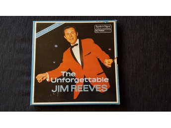 Jim Reeves - The unforgettable Jim Reeves  6 LP BOX +2 LP