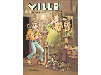 Ville VF 1:a Upplaga - Vikingstad - Ville VF 1:a Upplaga - Vikingstad