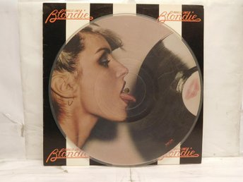 BLONDIE - PARALLEL LINES - PICTURE DISC