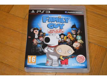 Family Guy Back To The Multiverse Playstation 3 PS3 - Töre - Family Guy Back To The Multiverse Playstation 3 PS3 - Töre