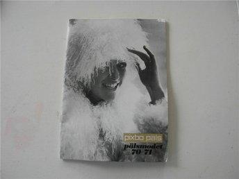 1970-tals mode katalog ifrån kända Pixbo päls! - Grängesberg - 1970-tals mode katalog ifrån kända Pixbo päls! - Grängesberg