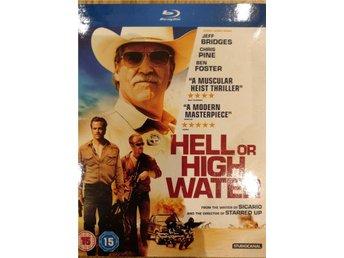 Blu-ray: HELL OR HIGH WATER (2016) Jeff Bridges, Ben Foster, Chris Pine - Kode - Blu-ray: HELL OR HIGH WATER (2016) Jeff Bridges, Ben Foster, Chris Pine - Kode