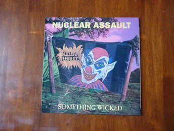 NUCLEAR ASSAULT SOMETHING WICKED LP