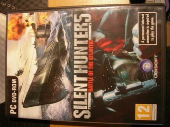 PC-spel Silent hunter 5