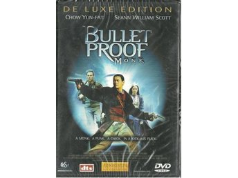 BULLET PROOF MONK -DELUXE EDITION - CHOW YUN-FAT - Mariestad - BULLET PROOF MONK -DELUXE EDITION - CHOW YUN-FAT - Mariestad