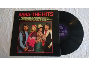 ABBA - The hits. SHM 3215.