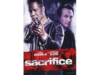 Sacrifice (DVD) Ord Pris 79 kr SALE