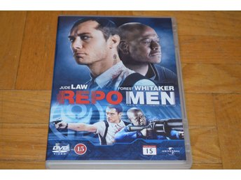 Repomen Repo Men ( Jude Law Forest Whitaker ) DVD