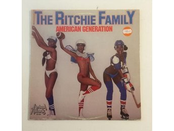 THE RICHIE FAMILY - AMERICAN GENERATION. (LP)