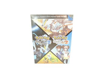 Guidebok Pokemon White 2 & Black 2 (NY)