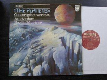 HOLST - Planets Neville MARRINER Philips - Gävle - HOLST - Planets Neville MARRINER Philips - Gävle