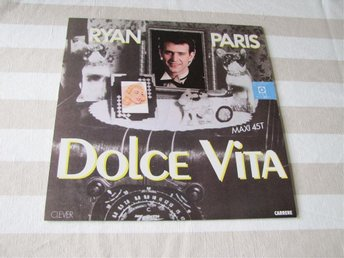 Ryan Paris Dolce Vita