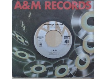 "L.T.D. title* Holding On (When Love Is Gone)* Funk / Soul, Disco  7"" US"