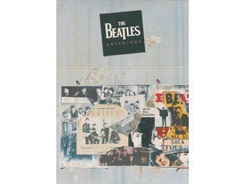 Beatles Anthology samlingsbox UK