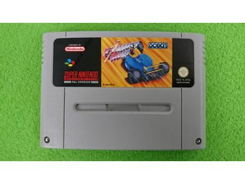Exhaust Heat Super Nintendo Snes