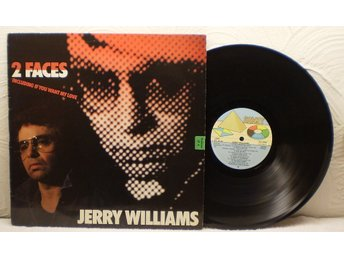 JERRY WILLIAMS - 2 FACES